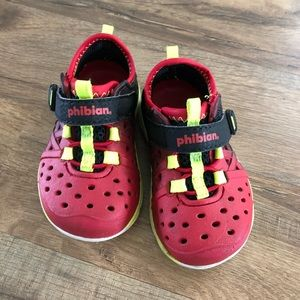 Little Kid's Stride Rite sneaker sandal